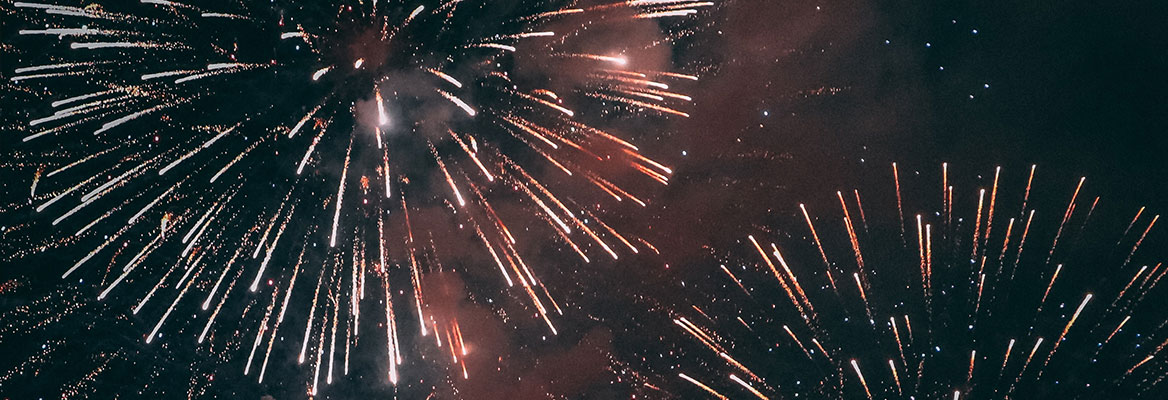 Fireworks celebration of Practice Labs huge growth in the previous year